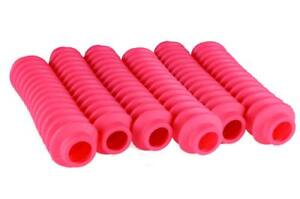 6 Hot Pink Shock Boots Fits Most Shocks For Jeep Universal Off Road Vehicles