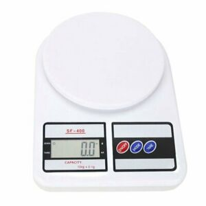 22lb10kg 0 5g Digital Lcd Electronic Kitchen Food Weight Postal Postage Scale Us