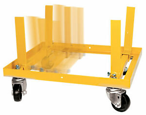 Performance Tool 750 Lbs Rolling Engine Stand With Straps W41037