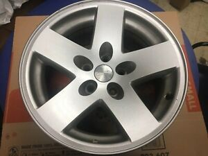 2003 06 Jeep Wrangler Tj Lj Rubicon Oem Used Alloy Wheel Rim 16x8 Moab D