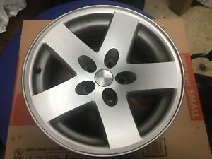 2003 06 Jeep Wrangler Tj Lj Rubicon Oem Used Alloy Wheel Rim 16x8 Moab E
