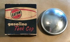 Vintage Eaton Eg 25 Gas Cap Fits 45 58 Willys Jeep Cj 41 48 Ford 42 48 Lincoln