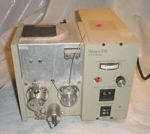 Millipore Waters 510 Hplc Solvent Delivery System Pump Model 501