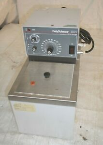 Polyscience 801 Heated Circulating Water Bath