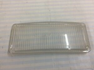 Whelen 68 1183582 3sa 700 Series Halogen Optic Lens Clear