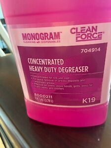 Concentrated Heavy Degreaser 8000211 1gal