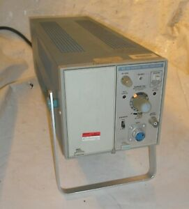 Tektronix Am503 Current Probe Amplifier With Tm502a Main Frame