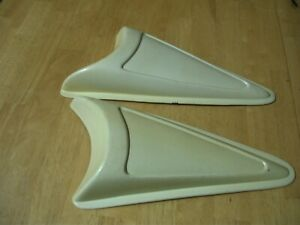 Vw Beetle Bug Rear Side Air Scoops 2 Pair
