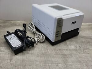 Postek Q8 200 Barcode Label Thermal Printer W Cables clean