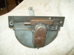 1951 Ford Car Vacuum Trico Wiper Motor Tested Good