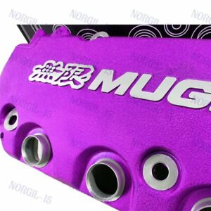 Engine Valve Cover For Honda Civic D16y8 D16y7 Vtec Sohc New Purple Mugen Racing