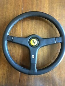 Momo Original Ferrari Steering Wheel
