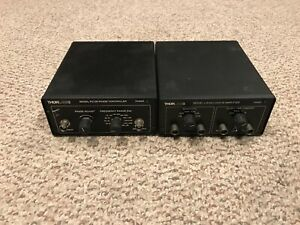 Lot Of 2 Thorlabs Thor Labs Pc100 Phase Controller Lia100 Lock In Controller