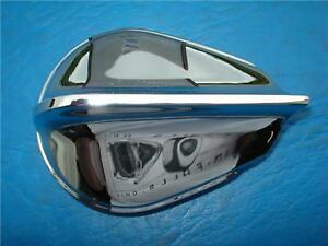 1934 Ford Passenger Car Chrome Plated Die Cast Radiator Cap Nice Reproduction
