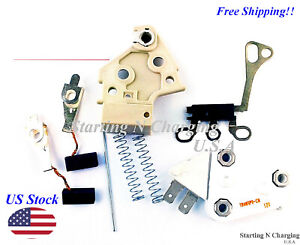 Alternator Hd Repair Kit For Chevy Oldsmobile Pontiac Buick Gm 10si