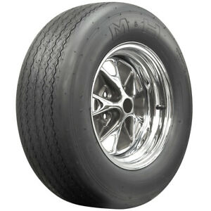 M h Muscle Car Drag Race Tire 235 60 15 quantity Of 2