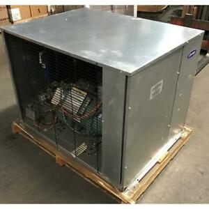 Carrier Cslc400l22 e 4 Hp miniline Low Temp Outdoor Refrig Condensing Unit