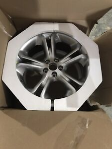 Genuine Ford Wheel Alloy Bb5z 1007 b For 2011 2012 2013 Explorer Limited Rim