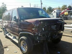 Console Front Floor Outer Section Fits 03 18 Ford E350 Van 663814