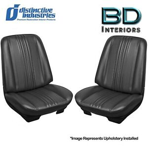1970 Chevelle Front Buckets Seat Upholstery Covers Any Color By Disitnctive Ind