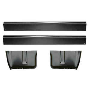 Oe Style Rocker Panel Cab Corner Kit For 61 66 Ford F100 F250 F350 Pickup