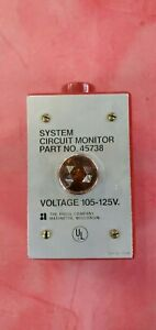 Ansul System Circuit Monitor Pn 45738