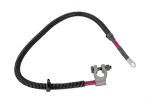 1984 1986 Ford Mustang Svo Positive Red Engine Battery Cable 25