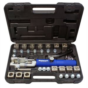 Universal Hydra Flaring Tool Set With Tube Cutter Msc72475 Prc Brand New