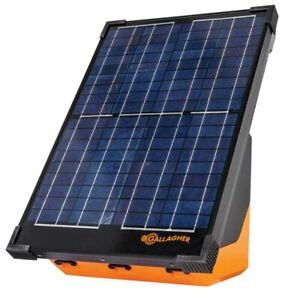 Solar Electric Fence Energizer S200 gallagher