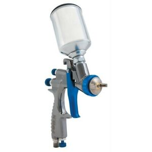 Finex Fx1000 Mini Hvlp Spray Gun With 1 4mm Nozzle Sha289222 Brand New