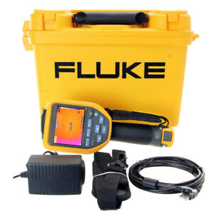 Fluke Tis50 9hz Thermal Infrared Imaging Camera