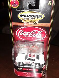 Matchbox Collectibles Coca Cola 1970 Pontiac GTO Play Refreshed Collection #1