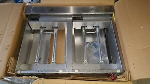 Comstock Castle Fhp36 18 1 5rb Griddle Charbroiler Gas Countertop Bottom Only