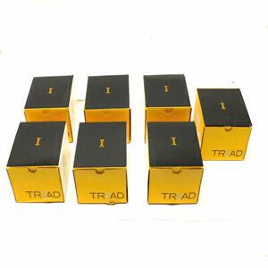 lot Of 7 New Triad F 192x Power Transformers 115 Volt Primary