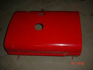 Farmall B a super A Tractor Engine Hood Cover Ihc B super A a