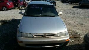 Wheel Cover Hubcap 7 Holes Angled Spokes Fits 96 97 Corolla 1287535