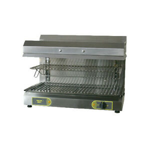 Equipex Sef 80q Imperial Countertop Finishing Oven