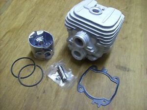 Stihl Ts420 Cylinder And Piston Rebuild Kit W Gasket Fits Ts 420 Cutoff Saw