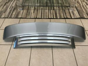 Porsche 997 Twin Turbo Oem Factory Rear Deck Lid And Wing Assembly 99751222100