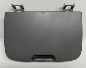 Ford F150 Overhead Console 1999 2003 Gray Sunglasses Cover Storage Lid Oem