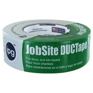 Intertape Duct Tape Ac 20 Silver 48mm X 54 8m X 9 Mil 24 Roll Factory Case