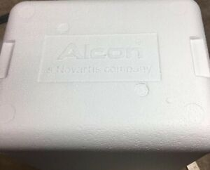 Sturdy Styrofoam Insulated Shipping Cooler Cold cool Storage Business Small med
