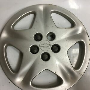 2000 2002 Chevy Cavalier 15 Hubcap Wheelcover Oem 9593209 Che4