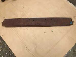 1926 1927 Model T Ford Header Panel Tudor Coupe Hot Rat Street Rod 26 27 Trog 2