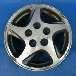 Toyota Avalon 1997 1999 Used Oem Wheel 15x6 Factory 15 Rim Charcoal Machined