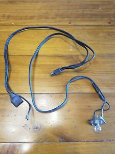 Original 67 Ford Mustang Console Wiring Harness Gt C7zb 13b711 a 1967