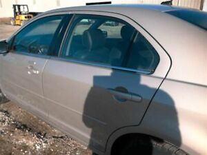 2006 2012 Ford Fusion Rear Driver Door 2007 2008 2009 2010 2011 06 07 08 09 10
