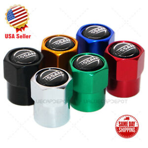 Universal Hex For Nn Car Suv Wheels Tire Air Valve Caps Stem Dust Cover Sport