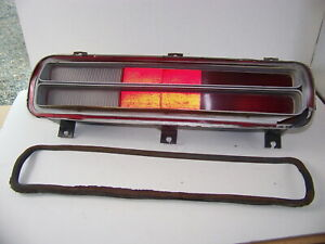 1972 Plymouth Duster Taillight Assy Oem 2587374 3587378