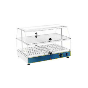 Equipex Wd 200 Gonagain Display Case Warmer